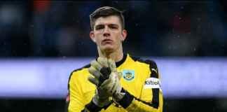 Arsenal Incar Kiper Burnley