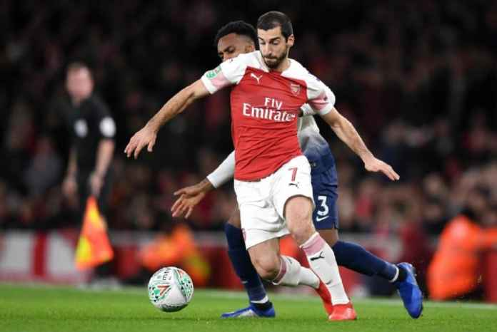 Arsenal Sambut Henrikh Mkhitaryan Jelang Tandang ke Huddersfield