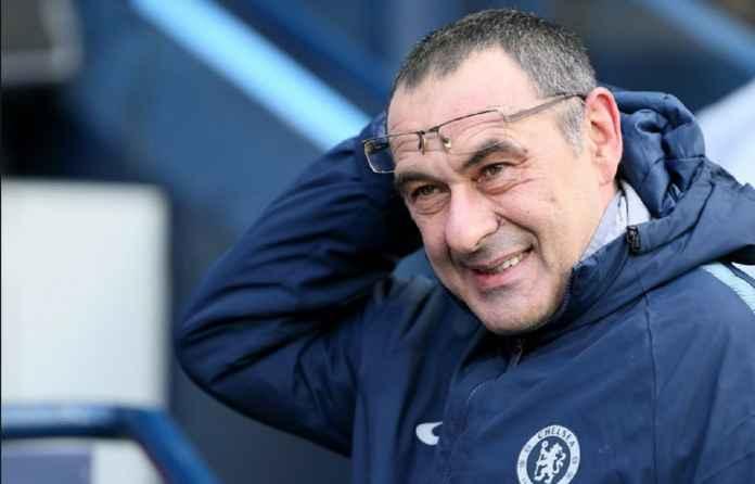 Pelatih Chelsea Maurizio Sarri Bantah Didekati AS Roma