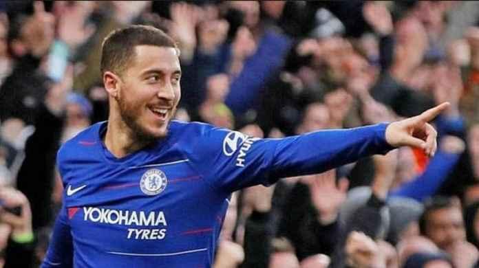 Chelsea Siapkan 5 Pemain Gantikan Eden Hazard