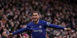 Pemain Chelsea Eden Hazard Sudah Putuskan Masa Depannya