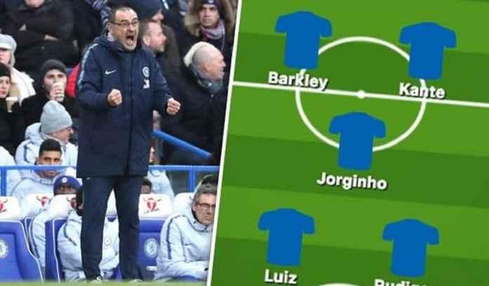 Pelatih Chelsea Segarkan Skuadnya Saat Hadapi Manchester City