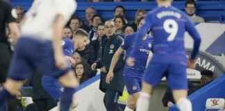 Tottenham Hotspur Bantu Maurizio Sarri Bertahan di Chelsea