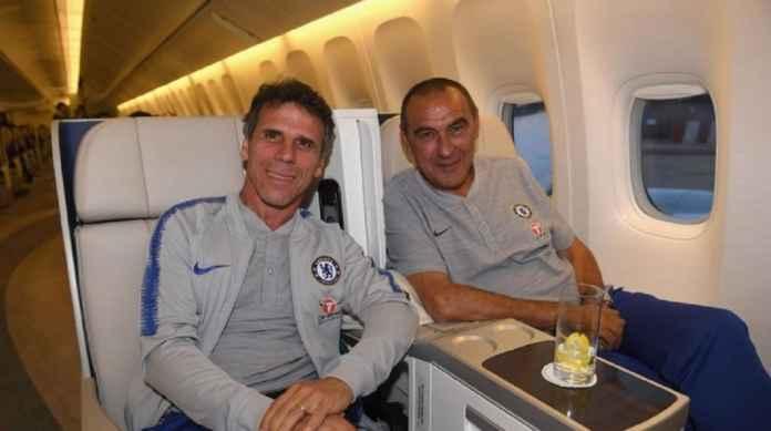 Chelsea Tunjuk Asisten Maurizio Sarri Jadi Pelatih Sementara di Sisa Musim Ini