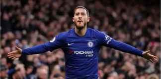 Chelsea Minta Lebih dari 1,8 Triliun Rupiah Jika Real Madrid Inginkan Eden Hazard