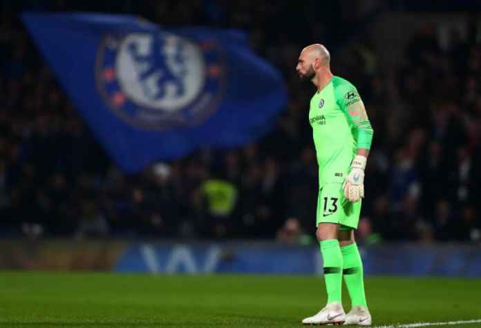 Willy Caballero Minta Fans Chelsea Maafkan Kepa Arrizabalaga