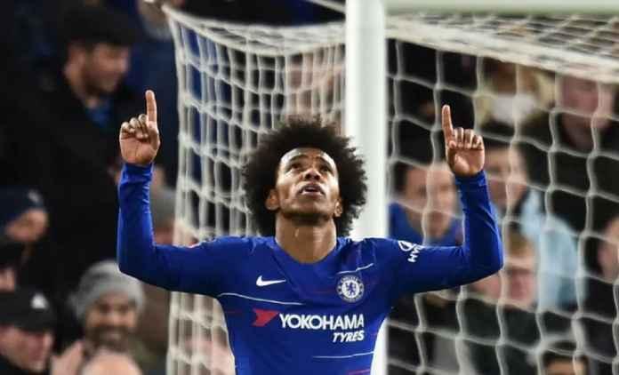 Chelsea Dimungkinkan Segera Lepas Willian