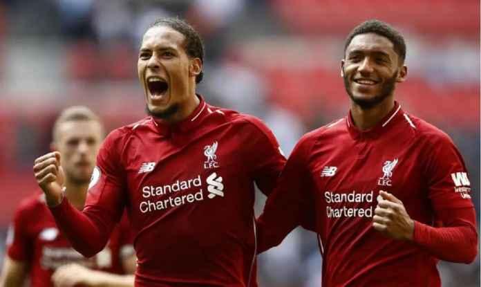 Liverpool Tanpa 2 Bek Andalan Saat Hadapi Bayern Munchen