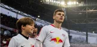 Pemain Liverpool Bujuk Timo Werner Gabung Saat Tinggalkan RB Leipzig