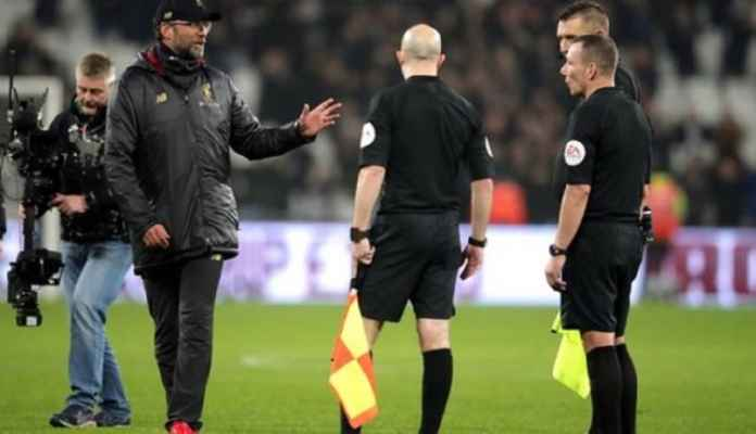 Pelatih Liverpool Salahkan Wasit dalam Hasil Imbang Kontra West Ham