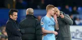 Pelatih Manchester City Ubah Taktik Agar Kevin De Bruyne Bermain Kontra Chelsea