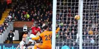 Paul Pogba Bukukan Rekor Saat Manchester United Kalahkan Fulham