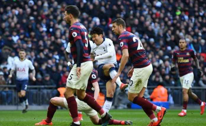 Tottenham Hotspur Ukir Rekor Liga Inggris Usai Gol Son Heung-min