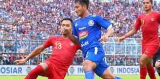 Timnas Indonesia U-22 Berhasil Imbangi Arema FC, Ini Rahasianya!