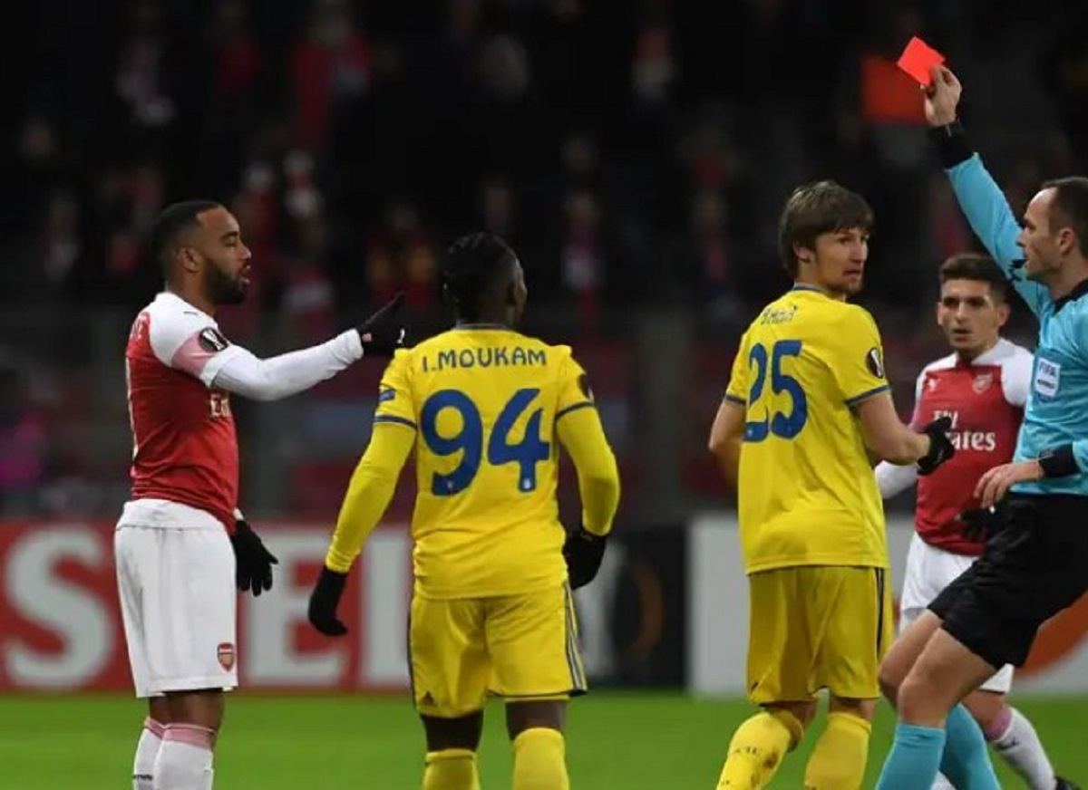 arsenal vs bate - photo #3