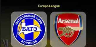 Prediksi BATE Borisov vs Arsenal di Liga Europa, 15 Februari 2019