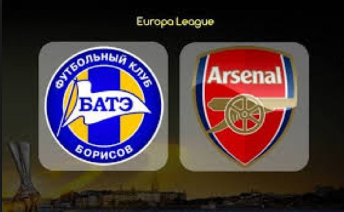 arsenal vs bate - photo #32