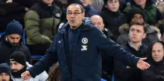 Chelsea vs Manchester United: Sarri Tak Peduli Dicemooh Suporter