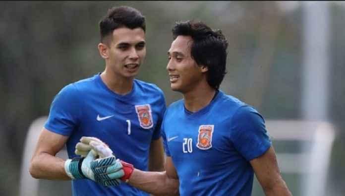 Timnas Indonesia U-22 Coret Kiper Borneo FC Nadeo Argawinata