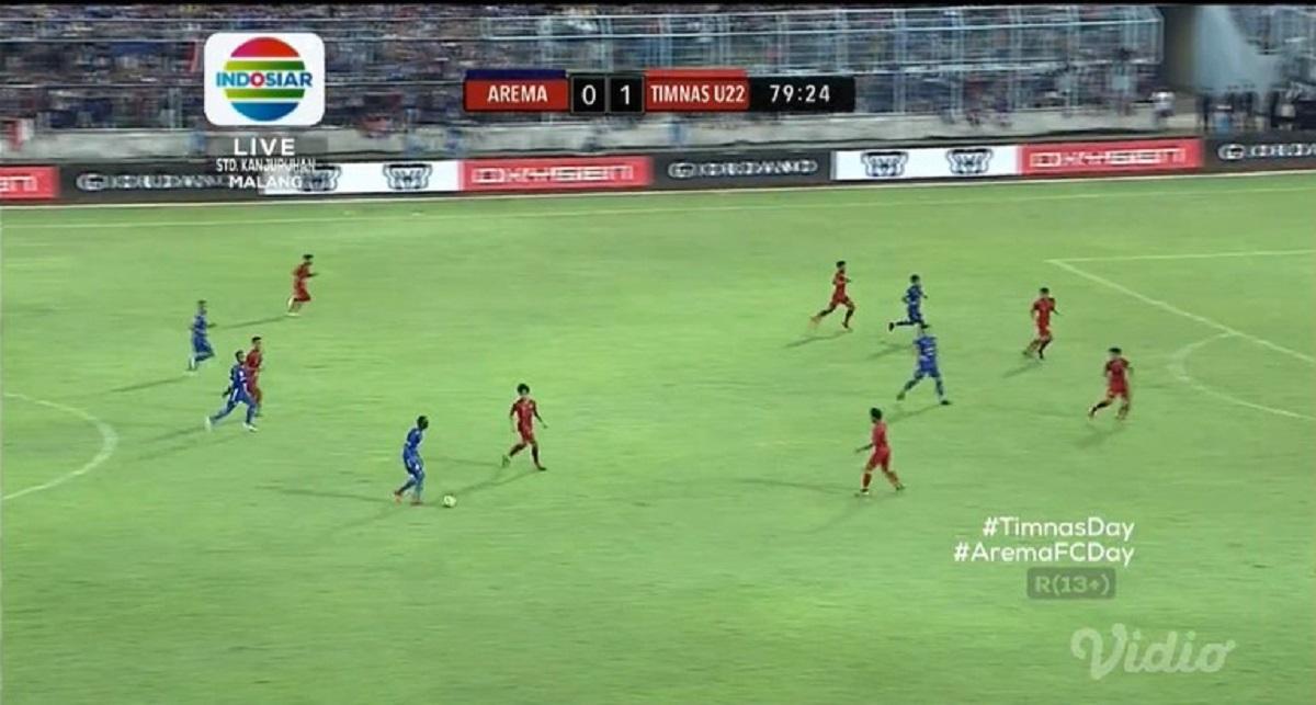 Arema Vs Indonesia: Hasil Arema FC Vs Timnas Indonesia U-22, Skor 1-1