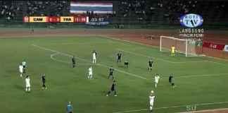 Hasil Kamboja vs Thailand Skor Adu Penalti 3-5 (0-0), Semi Final Piala AFF U22