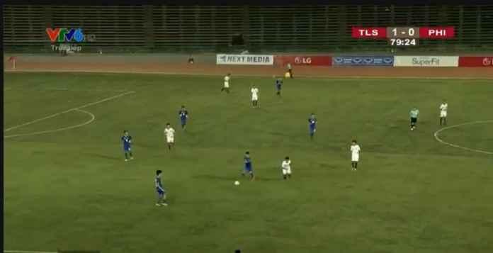 Hasil Piala AFF: Timor Leste Sukses Menekan Filipina, Laga Berakhir 1-0