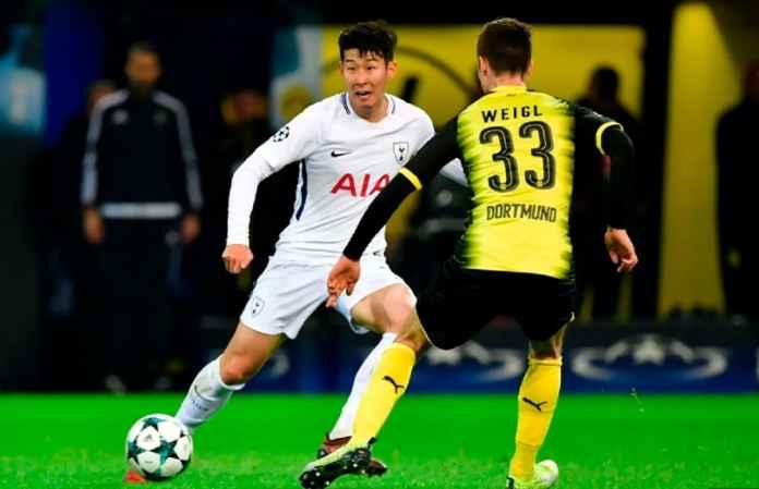 Tottenham Hotspur Sedikit Lebih Unggul Daripada Borussia Dortmund