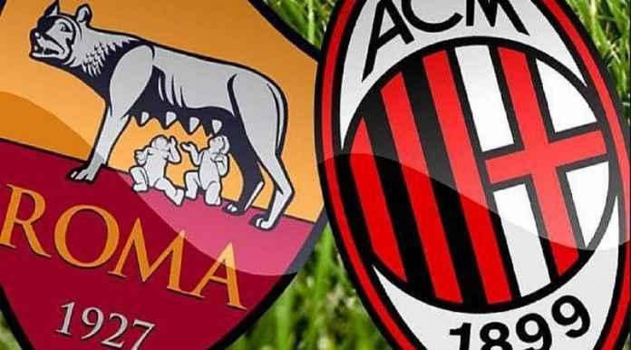 Prediksi AS Roma vs AC Milan di Liga Italia 4/2/2019