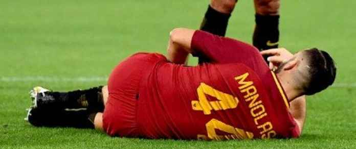 Berita - Fans Roma Khawatirkan Kostas Manolas Jelang Bertemu Porto