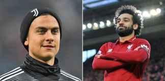 Juventus Tawarkan Dybala Plus Duit untuk Dapatkan Mohamed Salah