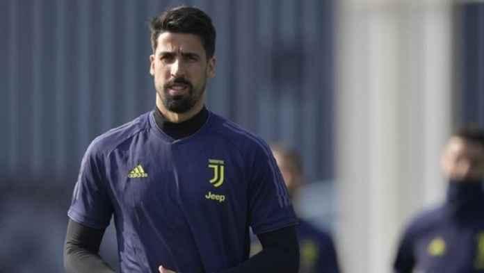 Juventus Kehilangan Sami Khedira Akibat Gangguan Detak Jantung