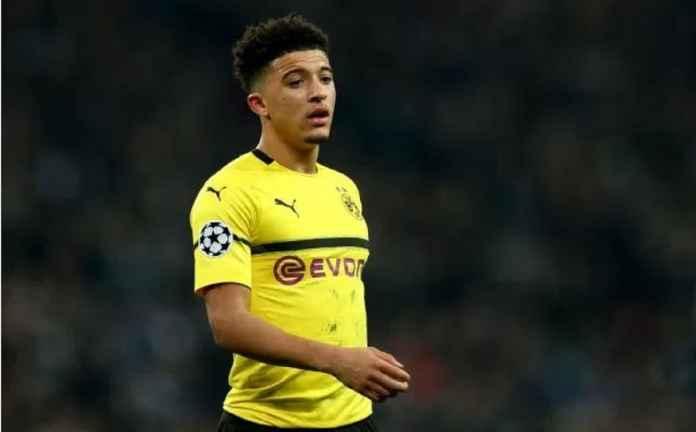 Borussia Dortmund Pasang Banderol untuk Bidikan Manchester United Jadon Sancho