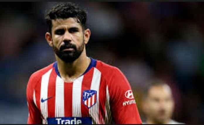 Atletico Madrid: Diego Costa Kembali Latihan Jelang Hadapi Juventus