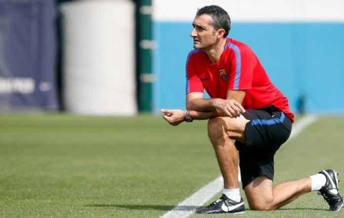 Barcelona: Ernesto Valverde Torehkan Prestasi Gemilang di 96 Laga