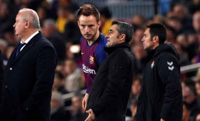 Berita Transfer: Barcelona dan Inter Milan Bicarakan Ivan Rakitic