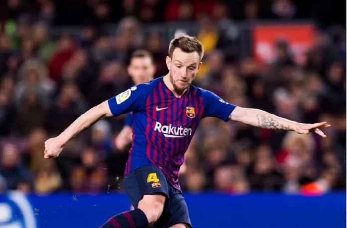 Pemain Barcelona Ivan Rakitic Bantah Hengkang Musim Panas