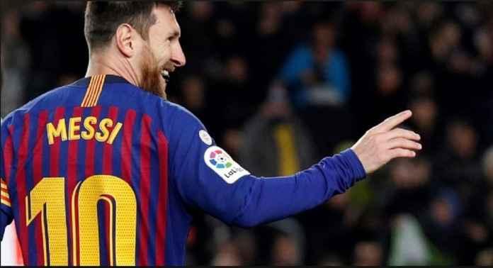 Lionel Messi Segera Perpanjang Kontrak di Barcelona