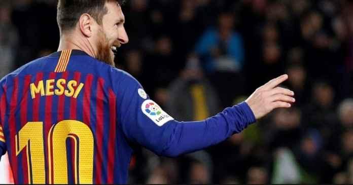 Lionel Messi Tetap di Barcelona Setelah 2021 Mendatang
