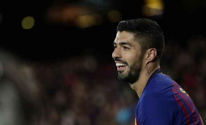 Berita - Barcelona Khawatirkan Kondisi Luis Suarez
