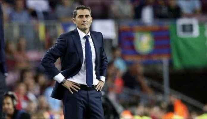 Barcelona Perpanjang Kontrak Ernesto Valverde