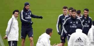 Real Madrid: Santiago Solari Rotasi Pemain Saat Menjamu Girona