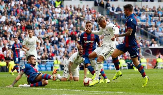 Hati-hati Real Madrid! Levante Gemar Cetak Gol