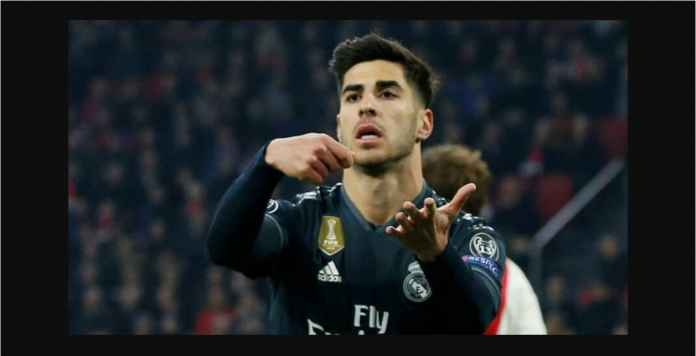 Real Madrid: Terungkap Alasan Perayaan Gol Aneh Marco Asensio