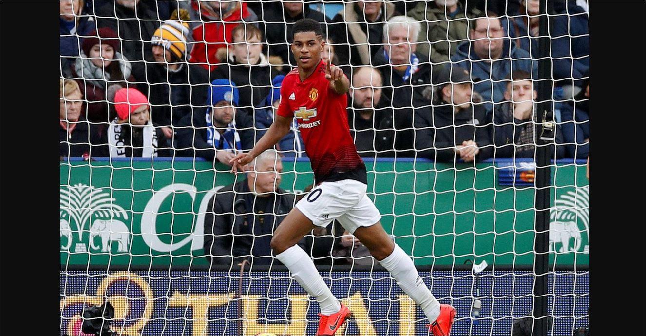 Manchester United Posisi 5 Rashford Pecahkan Sejumlah Rekor