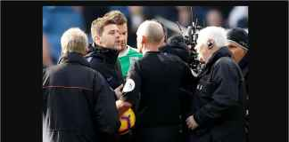 Berita Viral Manajer Tottenham Ajak Berkelahi Wasit Mike Dean