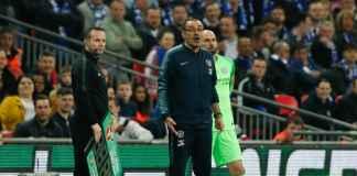 Berita - Maurizio Sarri vs Kepa Arrizabalaga, Chelsea