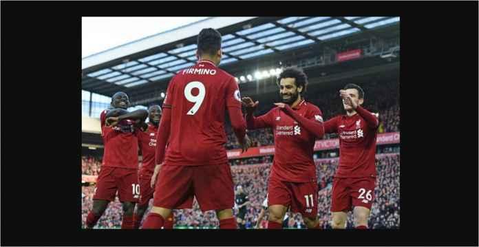 Liverpool Habisi Bournemouth 3-0, Mohamed Salah Cetak Gol Penentu