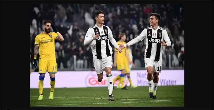Juventus: Dybala Cetak Gol Pertamanya Sejak November, Berkat Ronaldo