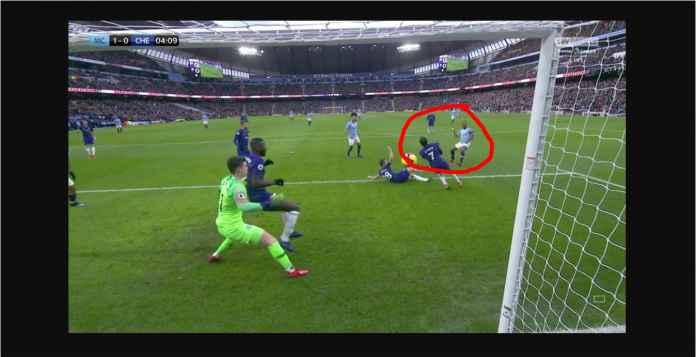 Baru 25 Menit, Manchester City vs Chelsea 4-0!
