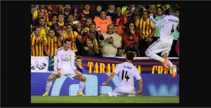 Real Madrid Selalu Kalahkan Barcelona di Copa del Rey Sejak 2013